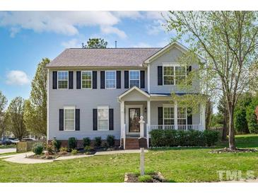 Photo one of 8801 Cochran Ct Wake Forest NC 27587   MLS 2375255