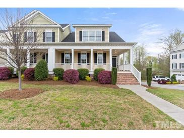 Photo one of 1403 Center St Apex NC 27502   MLS 2375273