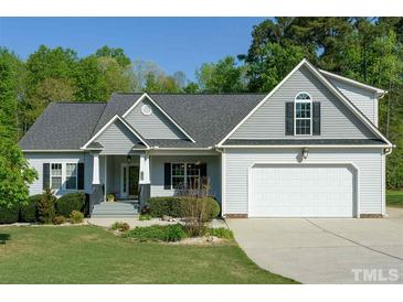Photo one of 1126 Contender Dr Clayton NC 27520 | MLS 2375434
