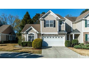 Photo one of 106 Bell Tower Way Morrisville NC 27560 | MLS 2375436