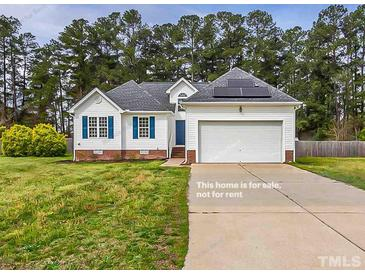 Photo one of 6617 Eagles Crossing Dr Wendell NC 27591 | MLS 2375487