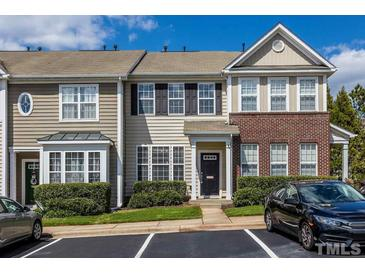 Photo one of 7852 Silverthread Ln Raleigh NC 27617 | MLS 2375509
