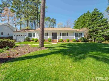 Photo one of 905 Belhaven Rd Cary NC 27513   MLS 2375545