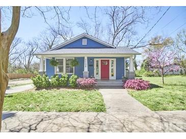 Photo one of 1106 S Person St Raleigh NC 27601 | MLS 2375576