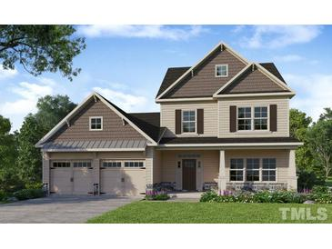 Photo one of 8309 Dolce Dr Wake Forest NC 27587 | MLS 2375632