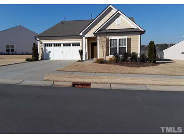 Photo one of 1121 Calista Dr Wake Forest NC 27587 | MLS 2375662