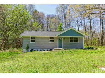 Photo one of 505 Gaines Chapel Rd Efland NC 27243 | MLS 2375670