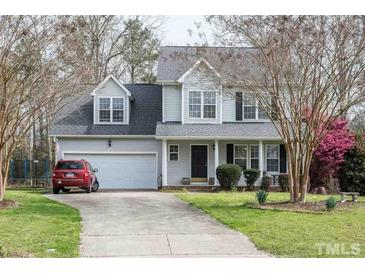 Photo one of 102 Allie Bell Ln Rolesville NC 27571 | MLS 2375724