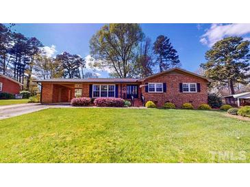 Photo one of 1709 Pinedale Dr Raleigh NC 27603 | MLS 2375761