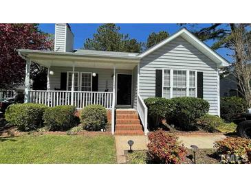 Photo one of 1230 Beringer Forest Ct Wake Forest NC 27587 | MLS 2375797
