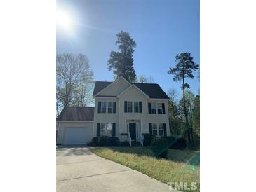 Photo one of 1300 E Stone Arch Dr Fuquay Varina NC 27526 | MLS 2375826