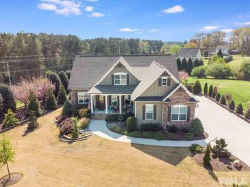 Photo one of 15 Princeton Manor Dr Youngsville NC 27596 | MLS 2375829