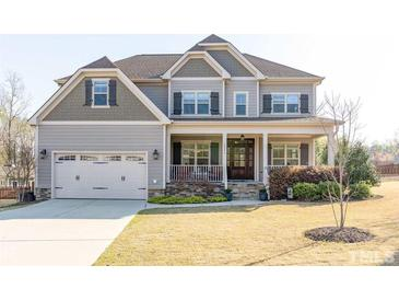 Photo one of 2286 Toad Hollow Trl Apex NC 27502 | MLS 2375830