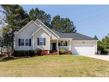 Photo one of 270 Jarrett Bay Ln Fuquay Varina NC 27526 | MLS 2375841