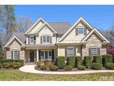 Photo one of 4105 Crescent Ridge Dr Wake Forest NC 27587 | MLS 2375914