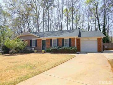 Photo one of 110 Heidinger Dr Cary NC 27511 | MLS 2375925