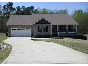 Photo one of 157 Parkers Pointe Dr Benson NC 27504 | MLS 2376056