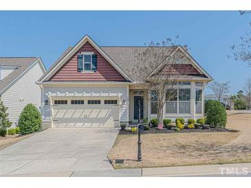 Photo one of 1025 Autumn Meadow Ln Wake Forest NC 27587 | MLS 2376104
