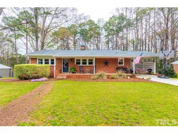Photo one of 530 W Cornwall Rd Cary NC 27511 | MLS 2376154