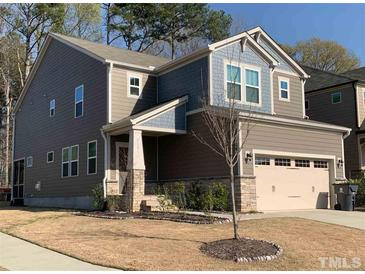 Photo one of 2151 Mckenzie Ridge Ln Apex NC 27502 | MLS 2376178