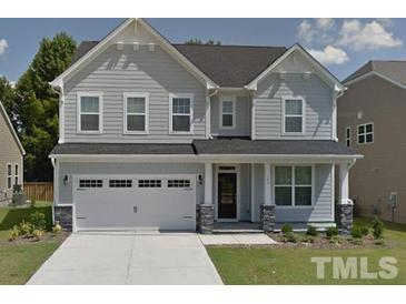 Photo one of 308 Morgan Ridge Rd Holly Springs NC 27540 | MLS 2376216