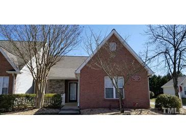 Photo one of 11361 Involute Pl # 102 Raleigh NC 27617 | MLS 2376257