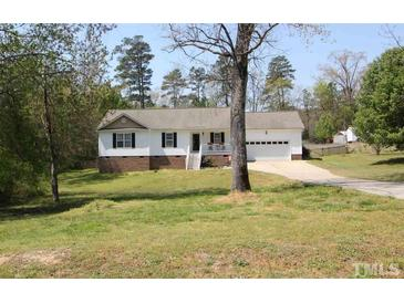Photo one of 156 Watkins Dr Angier NC 27501 | MLS 2376291