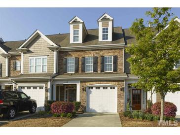 Photo one of 1117 Checkerberry Ln Morrisville NC 27560 | MLS 2376352