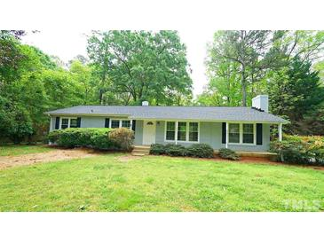 Photo one of 3704 Knollwood Dr Durham NC 27712 | MLS 2379973