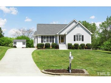 Photo one of 6209 Petite Ct Wake Forest NC 27587 | MLS 2380075