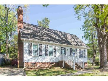 Photo one of 7904 Round Oak Rd Raleigh NC 27616 | MLS 2380200