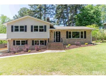 Photo one of 1705 Bellemeade St Raleigh NC 27607 | MLS 2380307