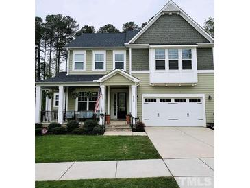 Photo one of 212 Victory Falls Dr Apex NC 27539 | MLS 2380396