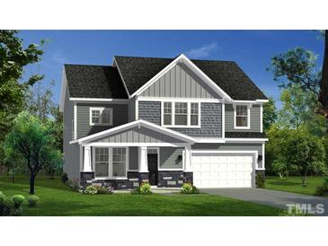 Photo one of 15 Hickory Run Ln # Woodlief Lot 156 Franklinton NC 27525 | MLS 2380458