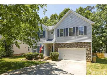 Photo one of 140 Mickelson Ridge Dr Raleigh NC 27603   MLS 2380575