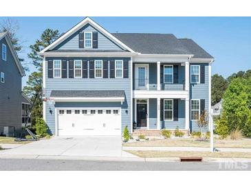 Photo one of 449 Kings Glen Way Wake Forest NC 27587 | MLS 2380578