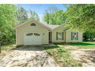Photo one of 6300 Musket Ball Ct Raleigh NC 27616 | MLS 2380593