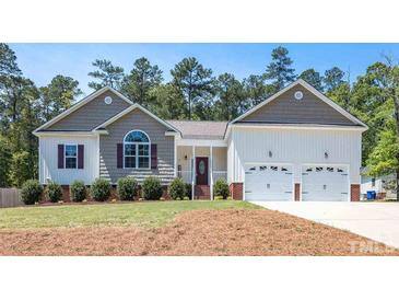 Photo one of 430 Cross Link Dr Angier NC 27501 | MLS 2380594