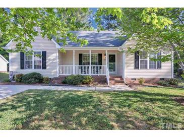 Photo one of 243 Wood Green Dr Wendell NC 27591 | MLS 2380599