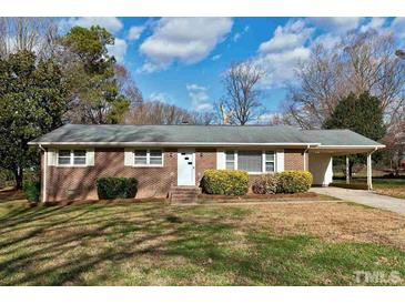Photo one of 1517 Basewood Dr Raleigh NC 27609 | MLS 2380605