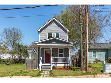 Photo one of 587 E Cabarrus St Raleigh NC 27601 | MLS 2380618