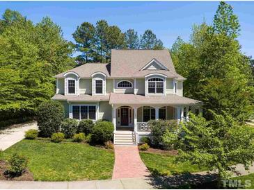 Photo one of 100 Old Larkspur Way Chapel Hill NC 27516 | MLS 2380628