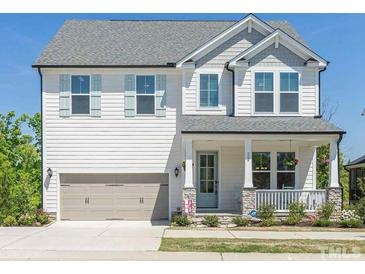 Photo one of 208 Moore Hill Way Holly Springs NC 27540 | MLS 2380640