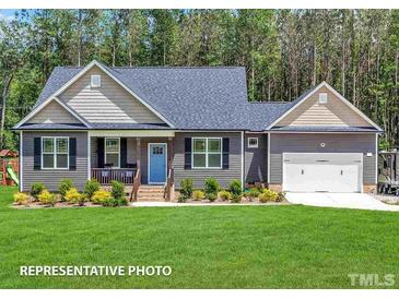 Photo one of 159 Martins Mill Ct Wendell NC 27591 | MLS 2380641
