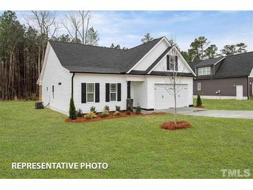 Photo one of 150 W Clydes Point Way Wendell NC 27591 | MLS 2380645
