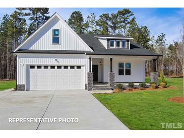 Photo one of 23 W Clydes Point Way Wendell NC 27591 | MLS 2380648