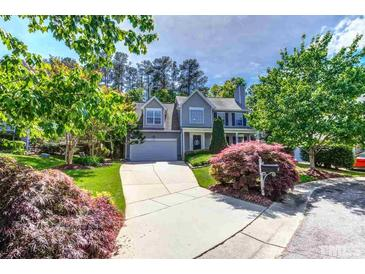 Photo one of 213 Talley Ridge Dr Holly Springs NC 27540 | MLS 2380667