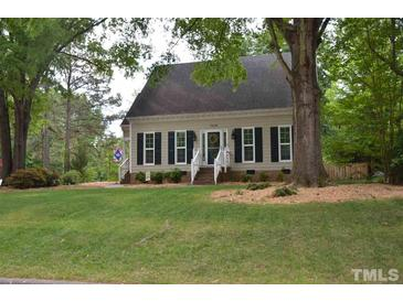 Photo one of 2628 Hiking Trl Raleigh NC 27615 | MLS 2380757