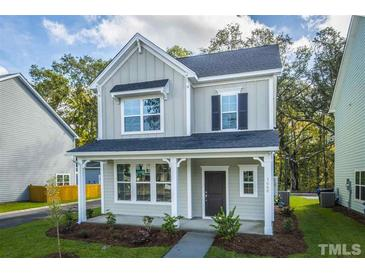 Photo one of 9033 Lee Brown Ridge Dr Wake Forest NC 27587 | MLS 2380875