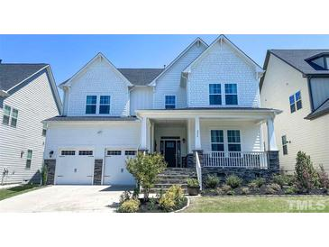 Photo one of 224 Hensley Hill Pl Holly Springs NC 27540 | MLS 2380899